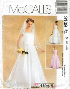 Full Gown, Elegant Dresses, Formal Dresses, Gown Pattern, Gorgeous Wedding Dress, Bridesmaid Dresses, Wedding Dresses, Mermaid Dresses, Bridal Style