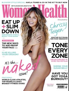 women's health magazine cover - Google Search