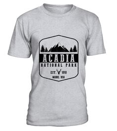 Acadia National Park 4 T-Shirt