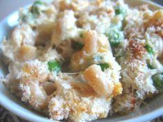 Healthy tuna casserole | Mama Mouse Says