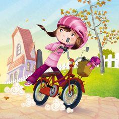 Daniel Griffo - professional children's illustrator, view portfolio