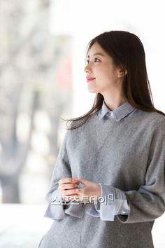 Han Hyo Joo ♡ shining smile