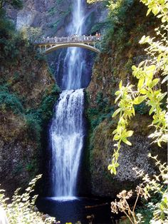 Oregon...one of my favorite waterfall hikes of all time