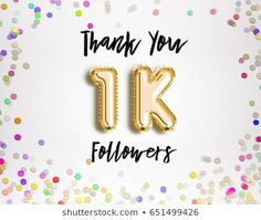 1000 Followers Instagram, Balloon Background, Instagram Background, Gold Balloons, Photo Editing, Royalty Free Stock Photos, Place Card Holders, Illustration, Backgrounds
