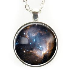 Heavenly Nebula Necklace