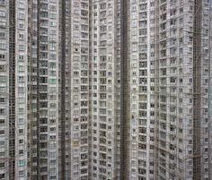 Mind-Blowing Architectural Density in Hong Kong #architecture #design #HongKong