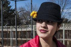 Playful. Elegant. Feminine. Crochet.