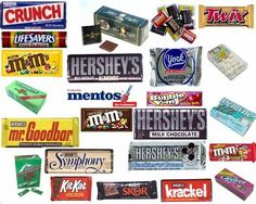 Candy Bar Card Sayings