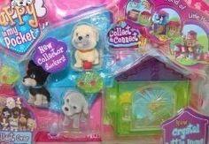 Puppy in my Pocket Crystal Little Home Green by Jakks. $28.99