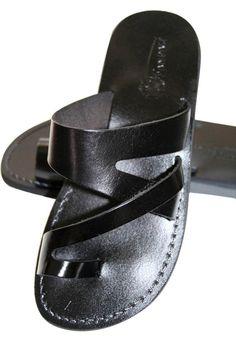 Black Zing Leather Sandals For Men & Women Handmade Sandals Black Sandals, Leather Sandals, Leather Slippers For Men, Flipflops, Shoe Wardrobe, Beautiful Sandals, Flip Flop Shoes, Buy Shoes, Cheap Shoes