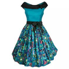 The Haunted Mansion Dress for Women | shopDisney