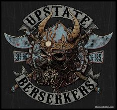 viking bezerker   1000STYLES!: Upstate Berserkers