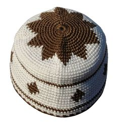 #sale Hand-Crocheted Kufi Design - Exclusive line of intricately designed handmade cotton crotched men's skull caps and machine knit Muslim kufi hats. - Available in different design, size, and color. - Link on bio. www.thekufi.com www.muslimclothing.com - #hat #kufi #caps #thekufi #design #crocheted #muslimclothing #islamic