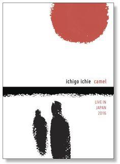 NEW DVD ICHIGO ICHIE Camel Live in Japan