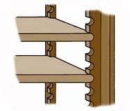 Trendy home diy shelves how to build Ideas Closet Built Ins, Closet Shelves, Woodworking Joints, Woodworking Projects, Woodworking Plans, Wood Shelves Garage, Wall Shelves, Building Shelves, Diy Regal