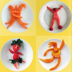 pics of ideas for kids | Creative Breakfast Ideas For Kids: