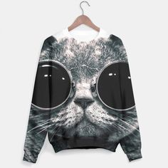 Leon Cat sweater