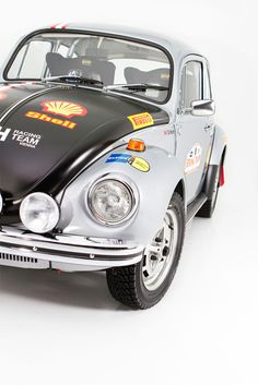 Homebuilt, Rally-Inspired Super #Beetle Fits Just Right #ValleyMotorsVW #Volkswagen