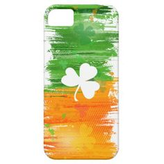 """Sold this """"Light Paddy Lucky Clovers & Ink iPhone Case"""", to a customer from Ohio! Thanks!"""