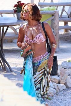Beyonce in France September 8th, 2014
