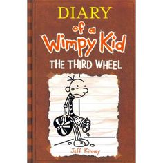 Diary of a wimpy kid do it yourself book harry n abrams toys diary of a wimpy kid the third wheel book 7 solutioingenieria Image collections