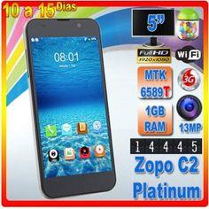 Zopo C2 Platinum  Evolución lógica del C2