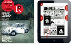 présentation - La Revue Dessinée Presentation, Lectures, Bookstores, Comic Books, Documentary