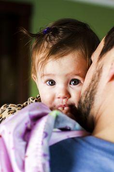 emma loves her daddy