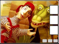 PuppenTheater Felicio - website in German only.