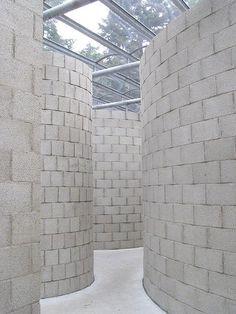 aldo van eyck - sonsbeek paviljoen herbouwd  by alessandro aiello