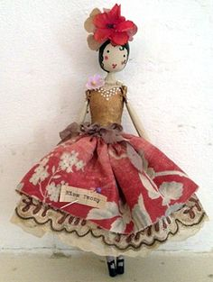 for the top of my tree next Christmas : ))Fairy Miss Peony