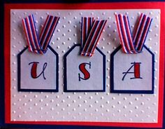 Patriotic cards by Chipchick - Cards and Paper Crafts at Splitcoaststampers