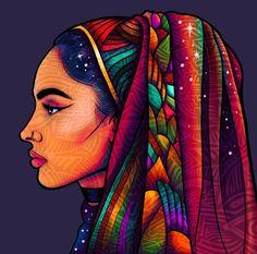 (99+) Tumblr African American Art, African Art, Black Women Art, Black Art, Black Pen Sketches, Africa Painting, Arts Award, Afro Art, Silhouette Art