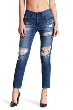 Image of Big Star Billie Cropped Jeans