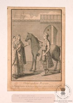 Nur Jahan Mughal Paintings, Mughal Empire, Old Pictures, Vintage World Maps, Royalty, Miniatures, Culture, Drawing, History