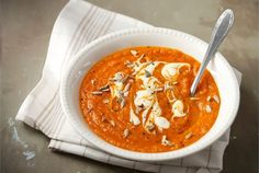 Soup Recipes, Healthy Recipes, Healthy Food, Thai Red Curry, Good Food, Food And Drink, Chili, Ethnic Recipes, Soups