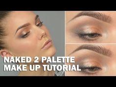 Videotutorial – Naked 2 palette