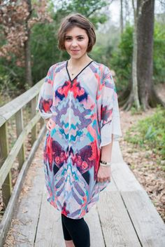 Wallis Caftan by Hunter Bell – Two Elle's Boutique