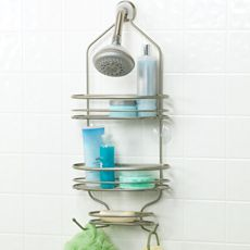 $19.99  Spa Creations Three-Tier Shower Caddy - Bed Bath & Beyond