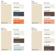 Neutral Color Story