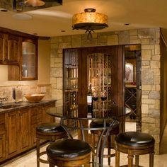 Small Room Wine Cellar Design Ideas, Pictures, Remodel, and Decor - page 10