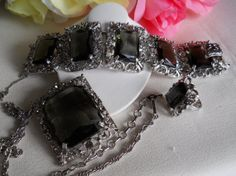 Vintage Sarah Coventry Celebrity Bracelet by JanesVintageJewels, $95.00