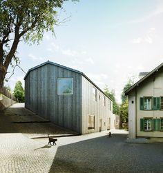 Sollberger Bögli Architekten AG | Tagesstätte Lorraine, Bern | Visualisierung maaars.ch