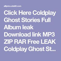 coldplay songs mp3 free download