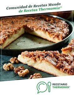 Pastel de manzana con crujiente de nuez por Thermomix Vorwerk. La receta de Thermomix® se encuentra en la categoría Dulces y postres en www.recetario.es, de Thermomix®