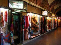 Silk Market in Bursa