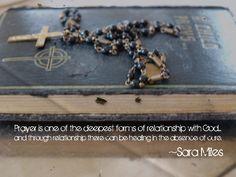 Prayer/ Sara Miles