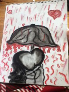Chalk pastel- Megan Szczudlik