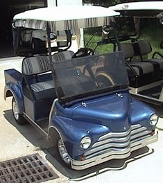 You can buy the golf cart body kit including the accessories for less than what you might think.