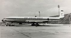 East African Airways Comet 4 5H-AAF